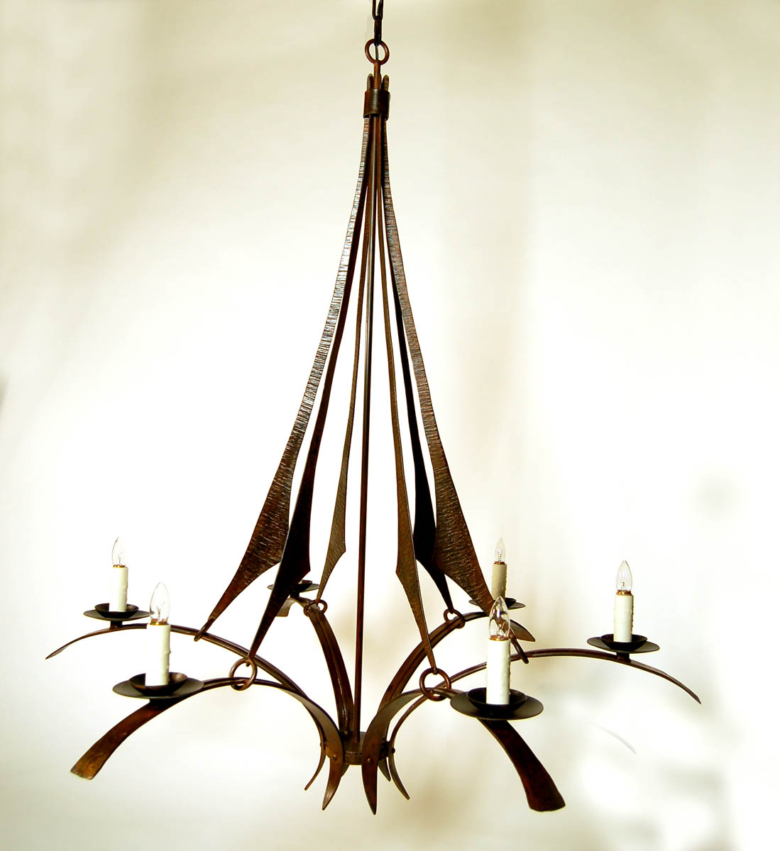 Jib Sail Chandelier