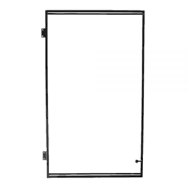 Hinged Drapery Panel Frame